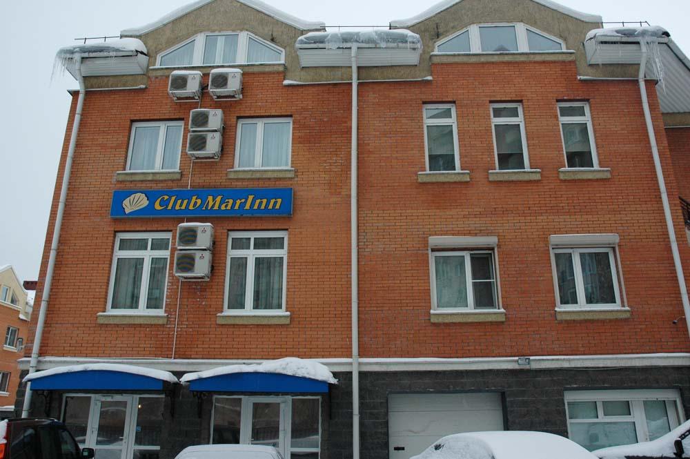 мини-отель club marinn санкт-петербург